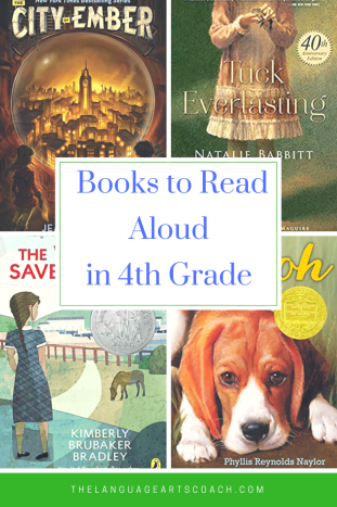 4th Grade Read Alouds