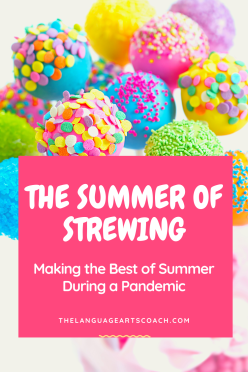 The summer of strewing